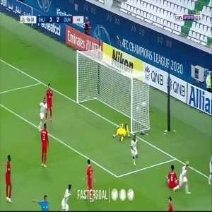 Sharjah (UAE) [4] - 2 Al-Duhail (Qatar) — Caio 90' — (Asian Champions League - Group Stage)
