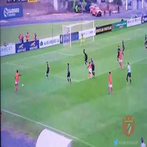 Beautiful team play and goal by Ronaldo Camará - Casa Pia 0 5 (Benfica😎