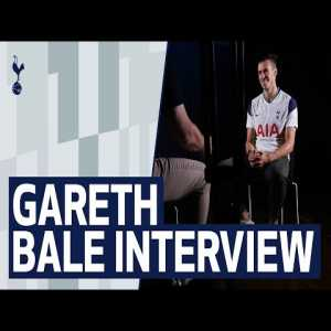 Gareth Bale 1st interview returning to Spurs