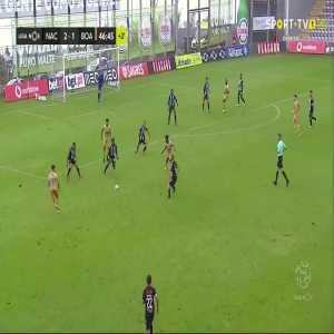 Nacional 2-[2] Boavista - Mangas 45+3' (Angel Gomes assist)
