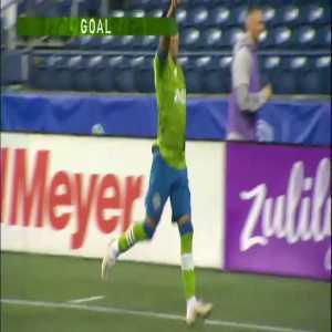 Seattle Sounders 3-0 LAFC   Raúl Ruidíaz 82'