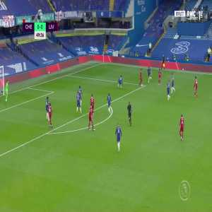 Chelsea 0 - [1] Liverpool - Sadio Mané 50'