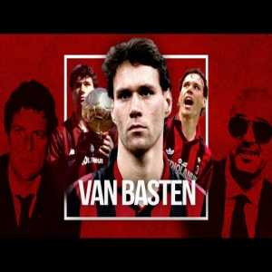 [OC] Why Was Van Basten's Legendary Career Cut Short?