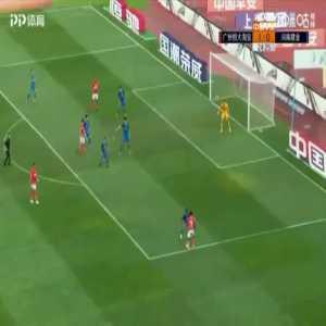 Guangzhou Evergrande (2)-0 Henan Jianye - Paulinho goal