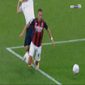 Milan 2-0 Bologna - Zlatan Ibrahimovic penalty 51'