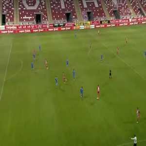 UTA Arad [2]-1 Poli Iasi - Ursu 61' great goal