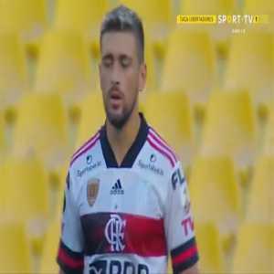 Barcelona SC 0-2 Flamengo - Giorgian De Arrascaeta 26'