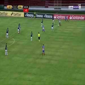 Estudiantes de Mérida [1]-2 Nacional - Ronaldo Rivas 45'+1'