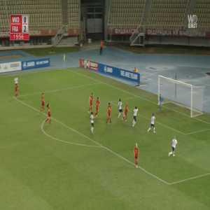 North Macedonia W 0-3 France W - Marie-Antoinette Katoto 20'