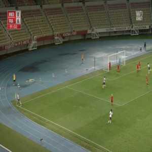 North Macedonia W 0-7 France W - Elisa De Almeida 90'+2'