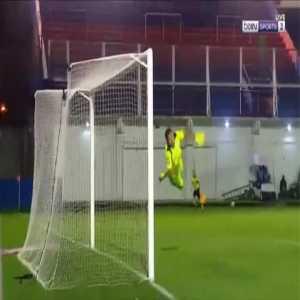 Tigre 1-0 Bolivar - Pablo Magnin 10'