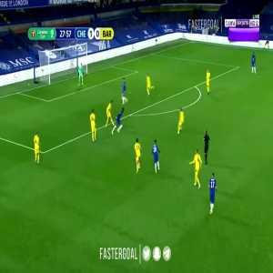 Chelsea 2-0 Barnsley - Kai Havertz 28'