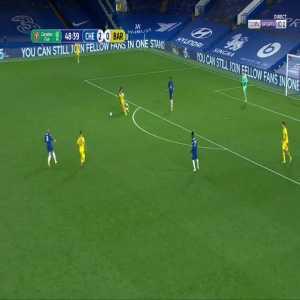 Chelsea 3-0 Barnsley - Ross Barkley 49'