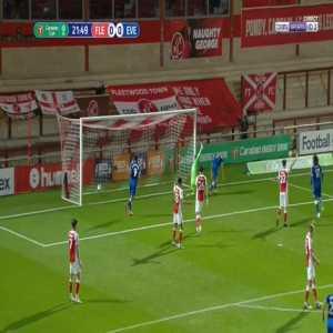 Fleetwood 0-1 Everton - Richarlison 23'