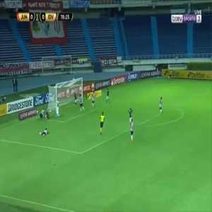 Junior 0-1 Independiente del Valle - Gabriel Torres 20'