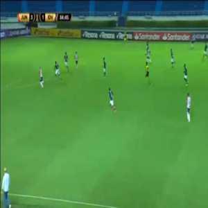 Junior [4]-1 Independiente del Valle - Freddy Hinestroza 85'