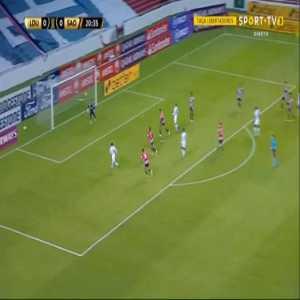 LDU Quito 1-0 Sao Paulo - Cristian Martinez 21'