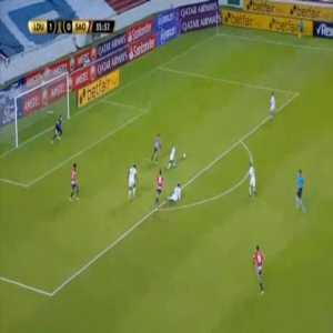 LDU Quito 2-0 Sao Paulo - Jhojan Julio 36'