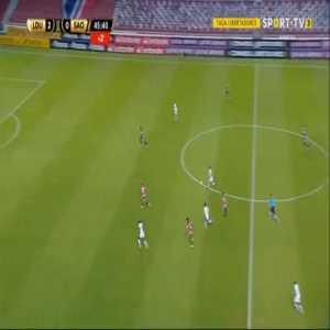 LDU Quito 3-0 Sao Paulo - Jhojan Julio 45'+1'