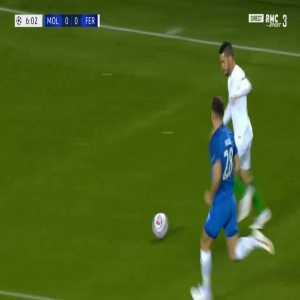 Molde 0-1 Ferencvaros - Franck Boli 7'