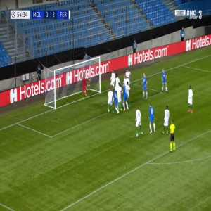 Molde [1]-2 Ferencvaros - Leke James 55'