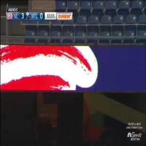 New England Revolution 3-0 Montreal Impact - Diego Fagundez 66'