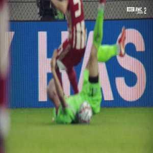 Olympiakos 1-0 Omonia - Mathieu Valbuena penalty 69'