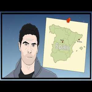 Who is Mikel Arteta?