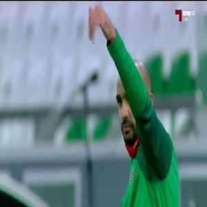 Al Duhail 0–[1] Al Taawoun – Mitchell Duke 86' (AFC Champions League GS)