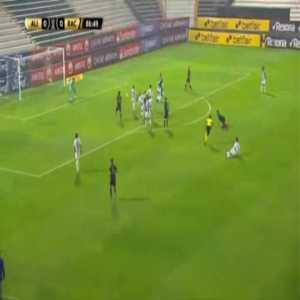 Alianza Lima 0-1 Racing Club - Tiago Banega 88'