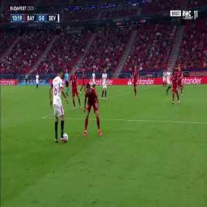 Bayern München 0 - [1] Sevilla FC - Lucas Ocampos Penalty 13'