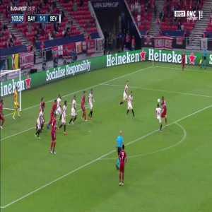 Bayern München [2] - 1 Sevilla FC - Javi Martinez 104'