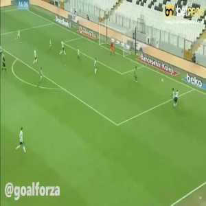 Beşiktaş 1-0 Rio Ave - Güven Yalçın 15'