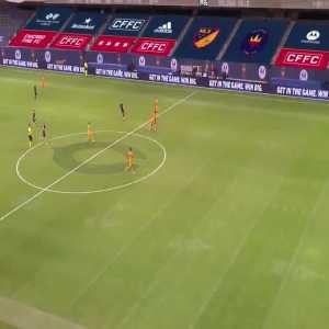 Chicago Fire 3-0 Houston Dynamo - Alvaro Medran 40'