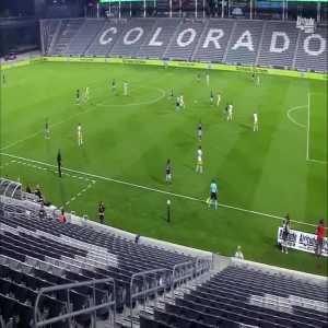 Colorado Rapids 2-0 San Jose Earthquakes - Jonathan Lewis 50'
