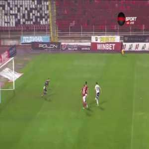 CSKA Sofia 2-[1] B36 Torshavn - Sebastian Pingel 61' (nice goal)