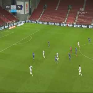 FC København 3-0 Piast Gliwice - Pep Biel 90+5'