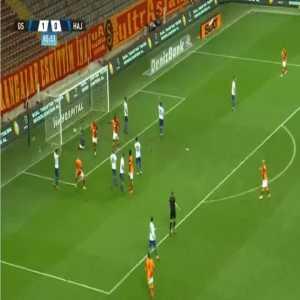 Galatasaray 2-0 Hajduk Split - Ryan Babel 86'