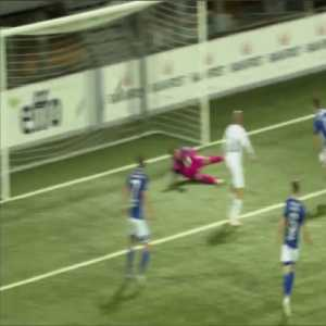 KI [6]-1 Dinamo Tbilisi - Jonn Johannesen 85'