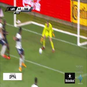 LAFC 4-0 Vancouver Whitecaps - Ranko Veselinović own goal 14'