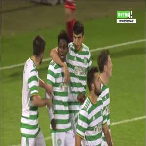 Riga FC 0-1 Celtic - Mohamed Elyounoussi 90'