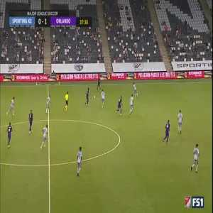 Sporting KC 0-2 Orlando City - Michel 38'