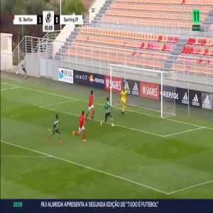 [sub23 derby] Benfica 1 - [1] Sporting - Puskas worthy goal by Loide Augusto