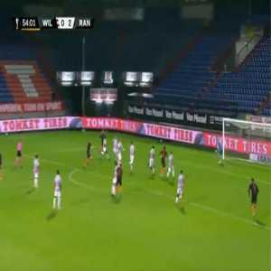 Willem II 0-3 Rangers - Filip Helander 55'