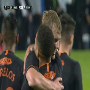 Willem II 0-[3] Rangers - Helander 54'