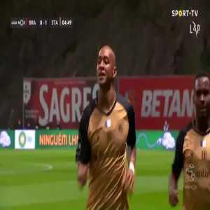 Braga 0-1 Santa Clara - Thiago Santana 5'
