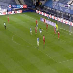 Huddersfield 1-0 Nottingham Forest - Fraizer Campbell 54'