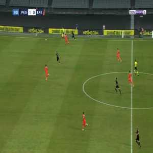 Karagumruk 2-0 Basaksehir - Erik Sabo 90'