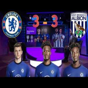 """Chelsea vs West brom 3-3 , Lampard Post match Interview and """"Match Analysis by MR Michael Owen"""""""