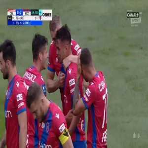 Cracovia 0-2 Raków Częstochowa - David Tijanić 15' great goal (Polish Ekstraklasa)